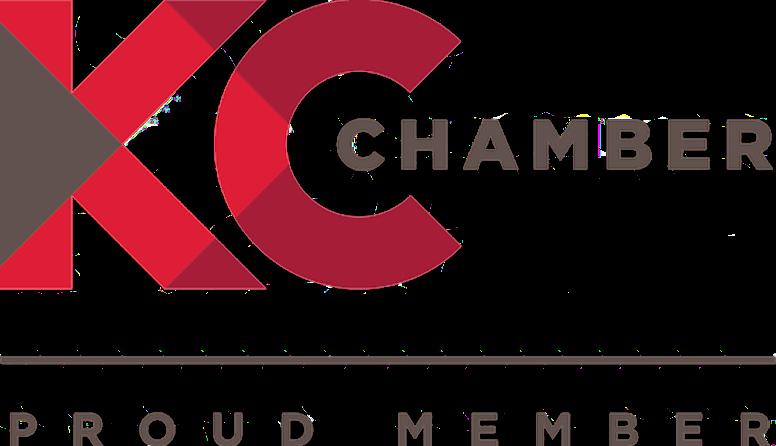 Kansas City Chamber of Commerce logo and badge