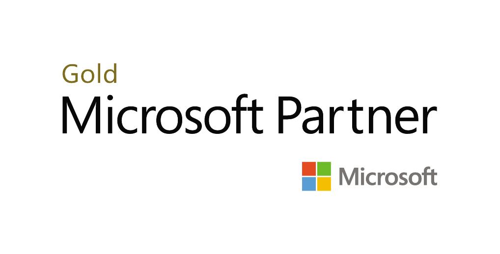 Microsoft Gold Cloud Premier Partner Badge